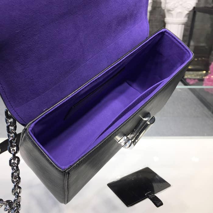 knock-off-Louis-Vuitton-Twist-MM-M52699-Epi-Leather-Black